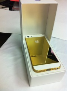 Xmas Promo : Brand New : Apple Iphone 5s Gold 64GB , Blackberry