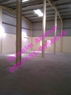 Al Qusais, new warehouse for rent / القصيص, مستودع جديد للإيجار