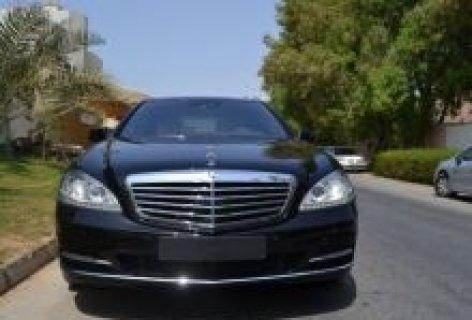 للبيع سيارة مرسيدس s500  موديا 2013 فل ابشن