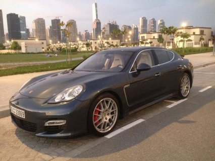 2010 Porsche Panamera Turbo 520 BHP
