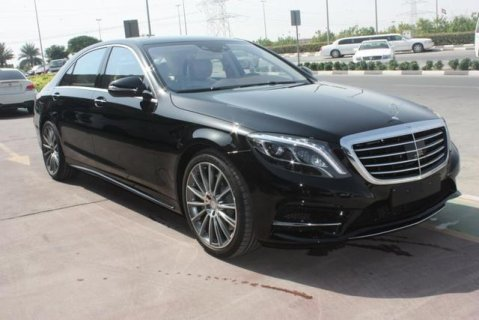 Mercedes S500 New Full Options Gulf Specs 2014