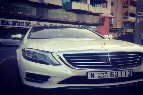 الماس لتأجير السيارات في دبي