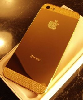 Buy Brand New: Apple iPhone 5S 64GB GOLD