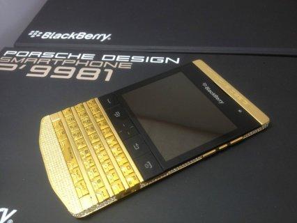 (إضافة دبوس 233DAA2F) BB P\'9981 بيور جولد والذهب الأسود