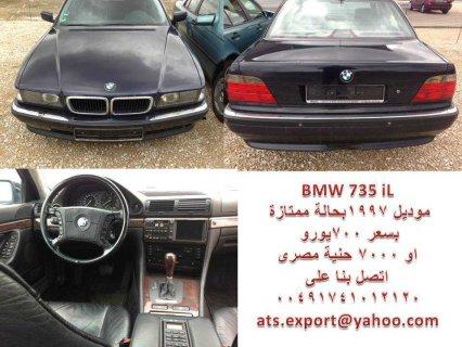 سيارات BMW  وارد ألمانيا وبأقل الآسعار ATS EXPORT