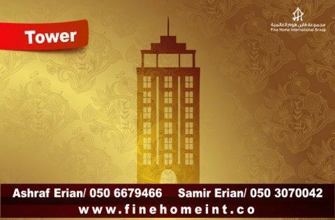 برج للبيع فى الانترناشيونال سيتي فى دبي B_244