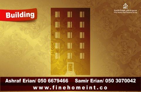 بناية سكنية تجارية فى النهدة_ دبي  B_224