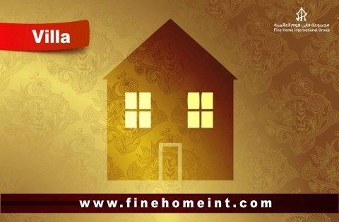 للايجار فيلا (6 غرف ) منطقة الخليج العربي  – أبوظبي