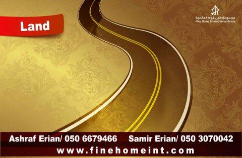 أرض سكنية فى مدينة خليفة أ  فى أبوظبي  L_702