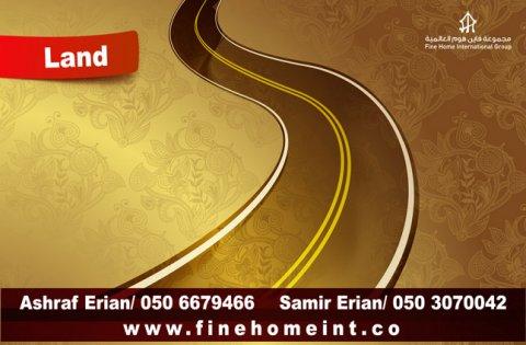 للبيع أرض سكنية تجارية في دبي- L_510