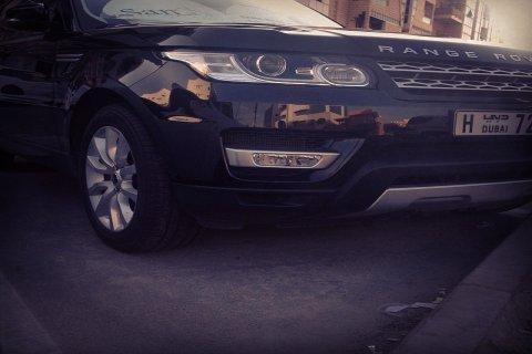 رانج سبورت 2014 للتأجير في دبي