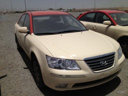 Hyundai Sonata from Dubai Taxi