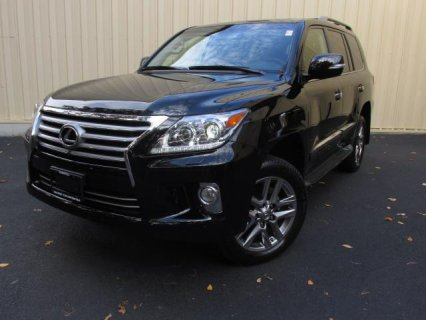 ​I want to sell 2013 Lexus LX 570 Base