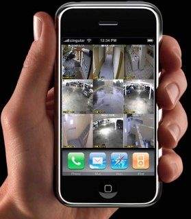 بيع وتركيب كاميرات مراقبة CCTV