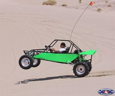 short sand buggy 2 seats haybusa turbo