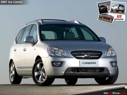 kia carens 2007 in very good condition