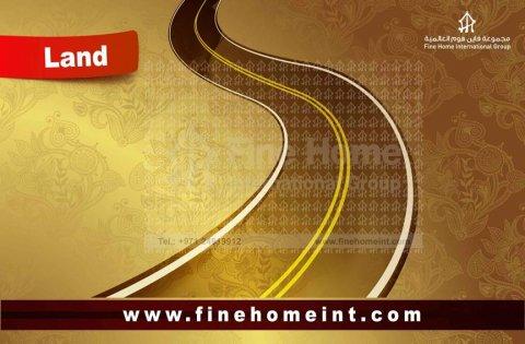 للبيع أرض سكنية في شارع الملك فيصل_ عجمان (L_670.1)