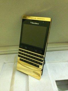 ARABIC BB Q10 Gold / BB PORSCHE P9981/p9982 /ADD PIN : 2841F8F3