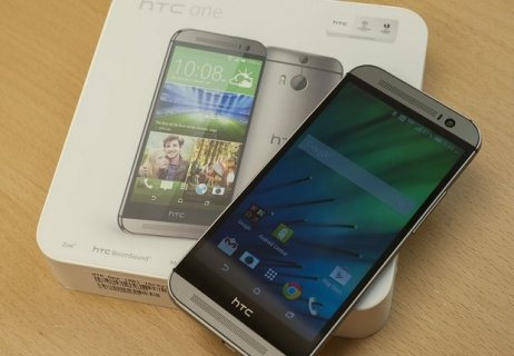 HTC One M8 4G LTE Unlocked Phone (SIM Free)