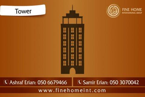 للبيع برج سكني في التيكوم – دبي – B_261