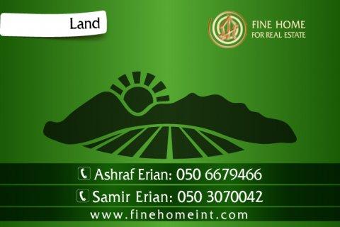 في منطقة البستان أرض تجارية للبيع _عجمان _L_614