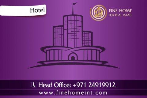 للبيع فندق مميز جدا فى شارع الشيخ زايد فى دبي 6APH_