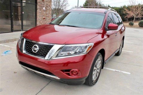 For Sale Nissan Pathfinder 2013 SV 4DR 4WD SUV Jeep