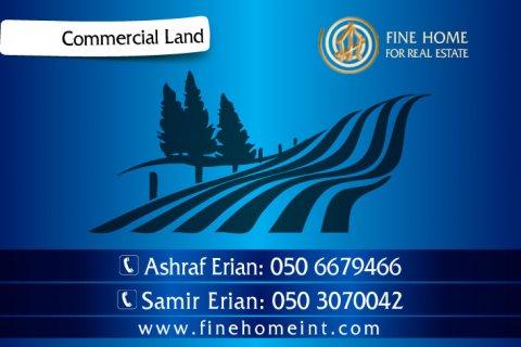 أرض تجارية في قرية الجميرا – دبي – L_730