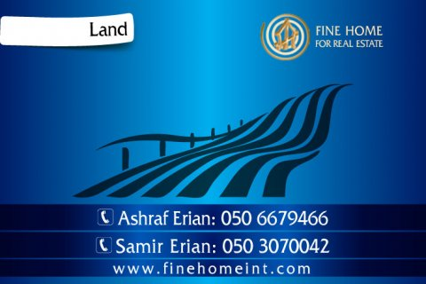 للبيع أرض سكنية تجارية في مدينة محمد بن زايد _أبو ظبي(L_542)_