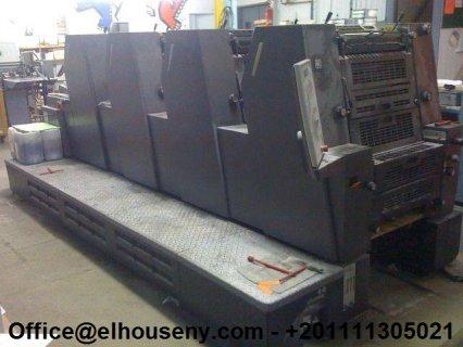 ماكينة Heidelberg PM-52-4