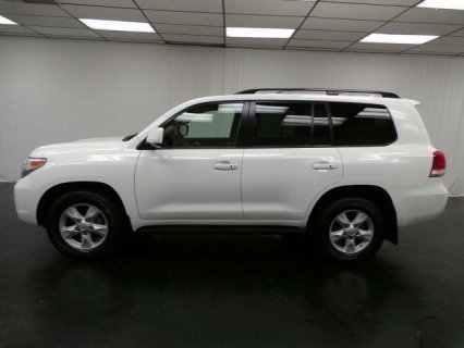 Buy My Clean: 2011 Toyota Land Cruiser