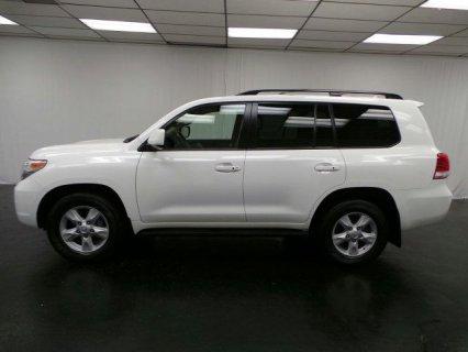 Buy My Clean: 2011 Toyota Land Cruiser