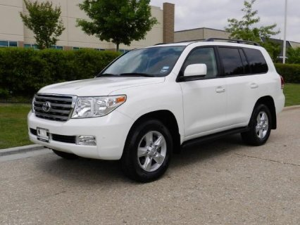 2010 Toyota Land Cruiser Full Options
