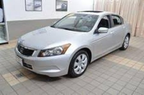 صور Silver Honda accord 2008 1