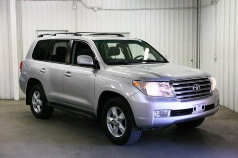 Rarely Used 2011 Toyota Land Cruiser