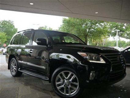 صور My Neatly Used 2013 Lexus LX 570 1