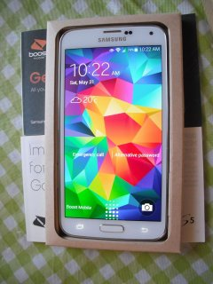 Samsung galaxy S5 32gb unlocked