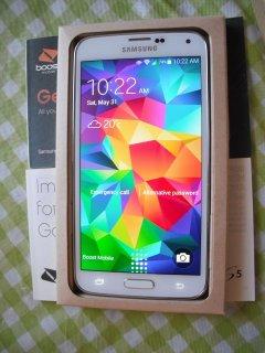 Samsung galaxy S5 32gb unlocked