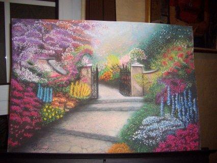 لوحاتي
