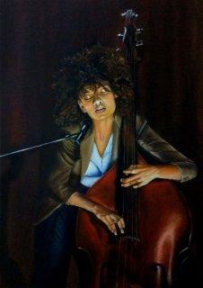 لوحاتي فريدة درويش