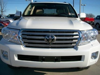 TOYOTA 2013 LAND CRUISER  FOR SALE