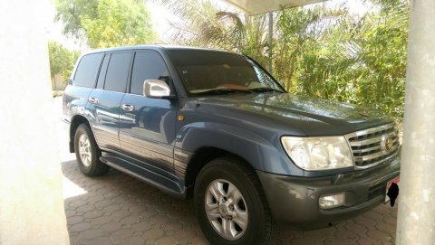 land cruiser gxr limited