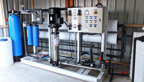 مكينة تحلية مياه المزارع بيع، أبوظبي، العين جديد
