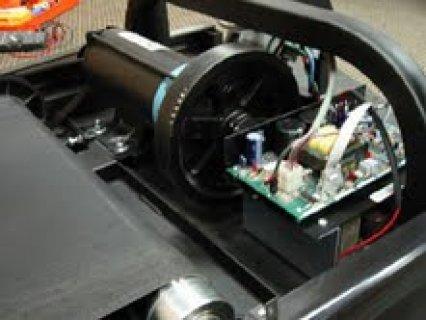 صيانة و تصليح جميع الأجزاء الكهربائية في التريدميل