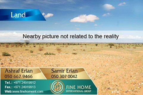 حصريا: للبيع أرض تجارية في معسكر آل نهيان _أبوظبي_L_927