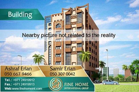 للبيع بناية ممتازة في شارع المطار _أبوظبي_B_333