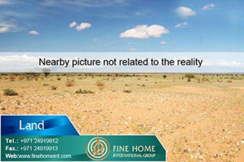 للبيع ارض تجارية مميزة في حي العاصمة _أبوظبي_L_748
