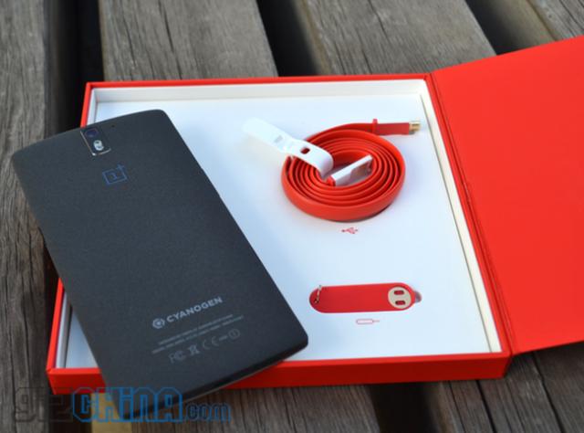 5 هواتف ون بلس ون OnePlus One 64GB