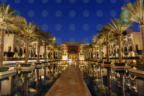 مجمع فيلتين رائعتين للبيع  في المشرف في أبوظبي_CO_306