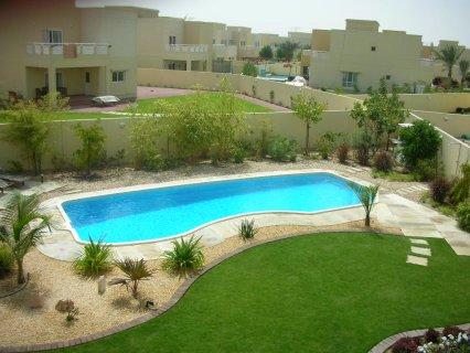 Company Fiberglass pools in the UAE